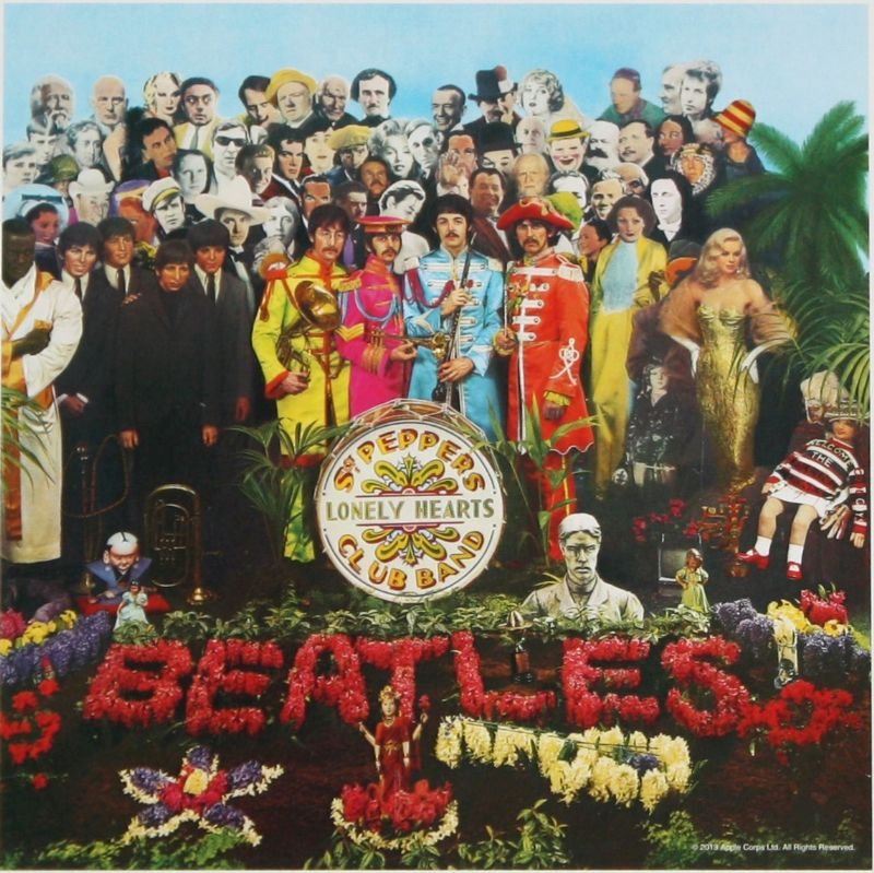 144ピースジグソーパズル THE BEATLES Sgt. Pepper's Lonely Hearts Club Band 《廃番商品》画像