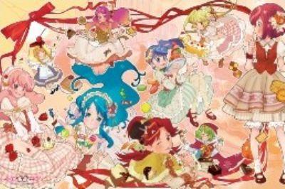 500ラージピースジグソーパズル AKB0048 Sweet dreams 《廃番商品》画像