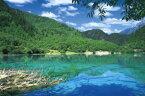 ◆希少品◆2016ベリースモールピースジグソーパズル『九寨溝渓谷の景観と歴史地域[中国]』《廃番商品》