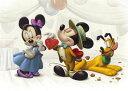 108ピースジグソーパズル ミッキーより愛をこめて…〈ヒーリングタイム〉 《廃番商品》 1