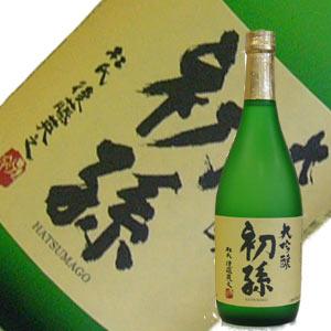 東北銘醸 初孫 大吟醸 720mlの商品画像