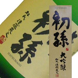 東北銘醸 初孫 大吟醸 720mlの紹介画像2