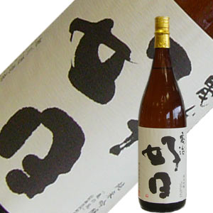 鯉川酒造『亀治好日 純米吟醸』
