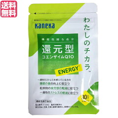 kaneka カネカ 還元型 コエンザイムQ10 460mg×30粒