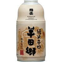 上撰國盛半田郷純米辛口ボトル缶300ml日本酒