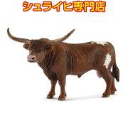 シュライヒ動物フィギュア13866テキサス牛(オス)
