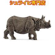 シュライヒ動物フィギュア14816インドサイ