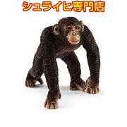 シュライヒ動物フィギュア14817チンパンジー(オス)