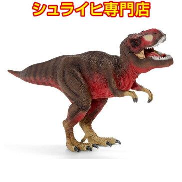 【シュライヒ専門店】シュライヒ ティラノサウルスレックス レッド 72068 恐竜フィギュア 恐竜 ジュラシック・パーク Dinosaurs jurassic park schleich