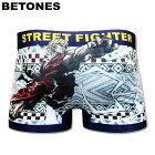 BETONESビトーンズ/StreetFighterストリートファイターYellow/ボクサーパンツ【あす楽対応】【楽ギフ_包装】【テイストクール】