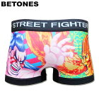 BETONESビトーンズ/StreetFighterストリートファイターGray/ボクサーパンツ【あす楽対応】【楽ギフ_包装】【テイストクール】
