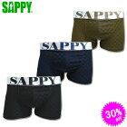 SAPPYサピー/モザイクボクサー/D-302/ボクサーパンツ【あす楽対応】【楽ギフ_包装】【テイストクール】