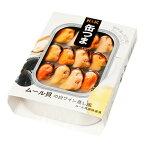 缶つま ムール貝の白ワイン蒸し風 95g【缶詰】【かんつま】【国分 K&K】