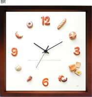 【送料無料(一部地域除く)】Horlogedupain【時計・パン・カフェ・プレゼント】[絵画通販]【絵のある暮らし】