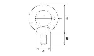 材質(ステンレス)規格(IBF-16M)入数(10)