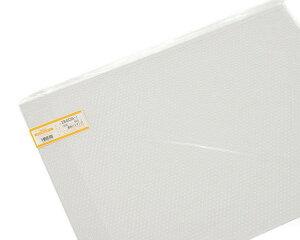 アクリル・ペット・ポリカ・塩ビ・発泡板材シリーズ塩ビパンチング 1×450×600ミリ 透明 EB...