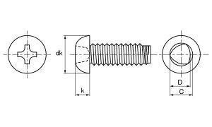 サンコ−タイト(+)Sタイプナベノンクロ-W鉄2X3(入数20000