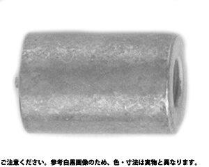めねじスタッド(TP型・外径10■材質(鉄)■規格(10-M5)■入数500