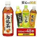 【同種48本セット】 すばらしいお茶シリーズ 500ml 送料無料 すばらしい 抹茶入りお茶