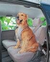 ペットセーフティハーネスPDH-Lグレー(Lサイズ)【アイリスオーヤマ】(ご家庭、ご家族の愛犬の安全に・ペット用品・車のシートベルト代わりに) その1