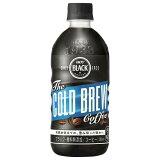 【48本入】 BLACK COLD BREW PET 500ml 503857送料無料 コーヒー ペットボトル ケース ブラック 無糖 48本 セット 飲料 ドリンク UCC 【D】