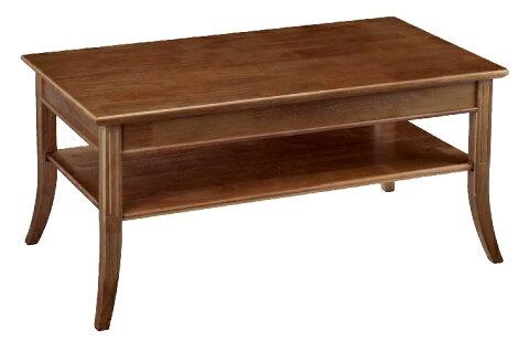 センターテーブル[エシャロット5029]2色対応BR/LO:W900×D500×H420mm【送料無料】