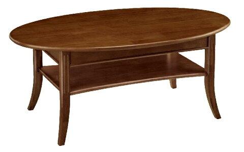 センターテーブル[エシャロット5030]2色対応BR/LO:W1050×D600×H420mm【送料無料】