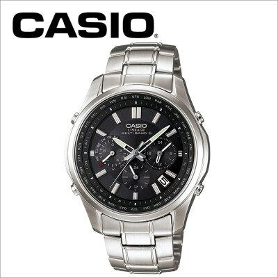 カシオCASIOソーラー電波腕時計LIW-M610D-1AJFLINEAGEリニエージ