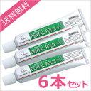 デンタルポリスDX 80g 6本セット 【送料無料】(※北海...