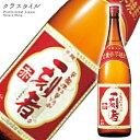 一刻者 赤 宝酒造 小牧醸造 鹿児島県 1800ml 1本 一升瓶 25%