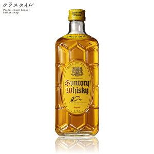 サントリー 角瓶 サントリー酒類 ブレンデッド ウイスキー ハイボール 角ハイボール 700ml 40%