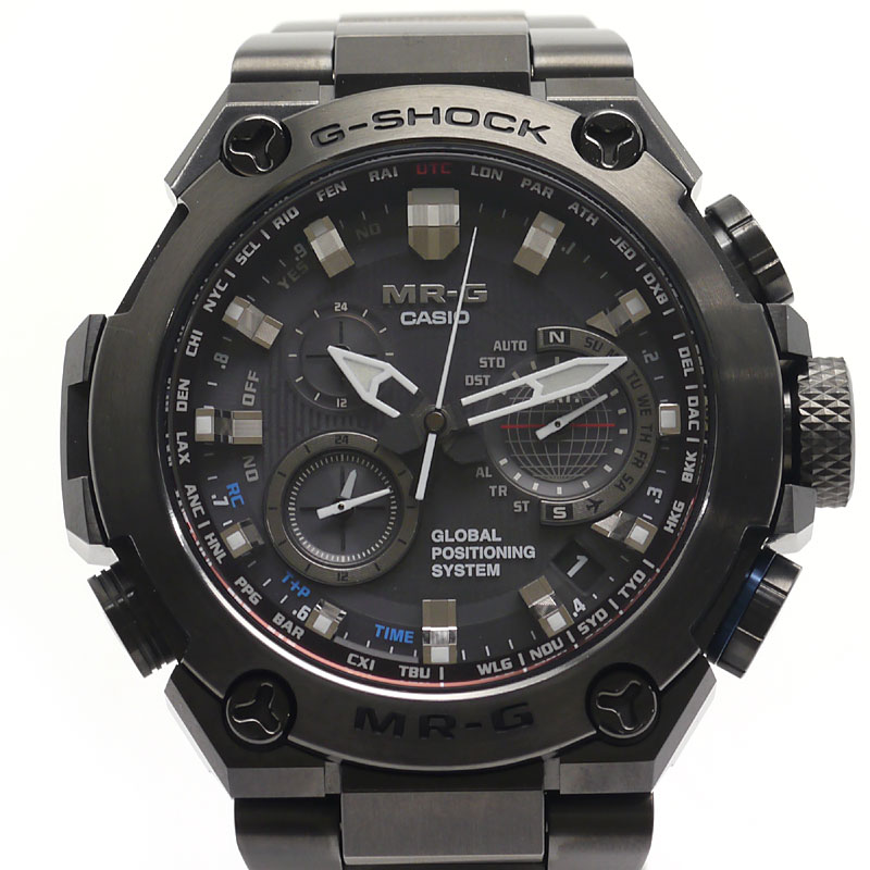 腕時計, メンズ腕時計  CASIO G MR-G MRG-G1000B-1AJR GPS G-SHOCK