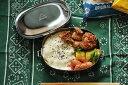お弁当箱 shasta ステンレス「ランチボックス オーバル」760ml /大容量 男子 1段 3