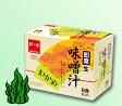 即席生味噌汁 W6(わかめ6食入x6コ)【楽ギフ_包装】【楽ギフ_のし】【楽ギフ_のし宛書】