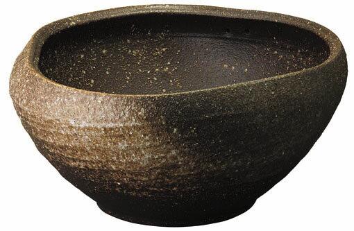 窯変めだか鉢水槽蛙屋外用 信楽焼  陶器  特価  543-04
