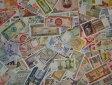 世界の紙幣いろいろ100種未使用
