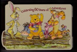 2006くまのプーさん 80周年ミントセット