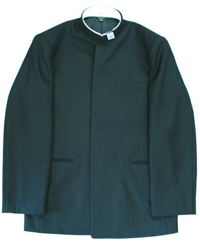 ROYALIST 男子 黒詰襟(学ラン)上着のみ東京仕様サージ布地170B