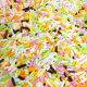 カラースプレーチョコ 100g 製菓材料 お菓子材料 お菓子レシピ チョコ チョコレート …