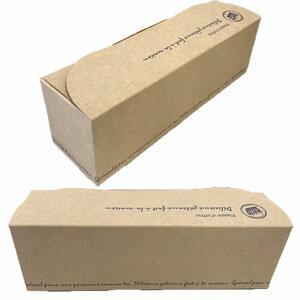 クラフツ 洋菓子 マフィン マドレーヌ 詰め合わせ用 箱 1枚 バレンタイン 手作り キット 友チョコ 義理チョコ ファミチョコ