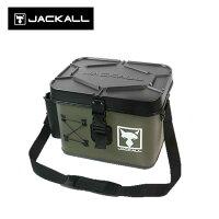 ジャッカル(JACKALL)タックルコンテナショアゲームモデルアーミーグリーンタックルボックス