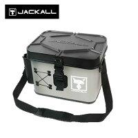 ジャッカル(JACKALL)タックルコンテナショアゲームモデルグレーブラックタックルボックス
