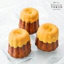 東京カヌレ カヌレグラッセ(完熟オレンジ)プレゼント にフランス 焼き菓子 を人気 洋菓子 職人がアレンジした かわいい スイーツ♪ その1