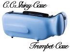 C.C.Shiny Case II トランペットケース ※カラーをご指定下さい。【C.Cシャイニー】【新品】【送料無料】【管楽器専門店】【Wind Nagoya】
