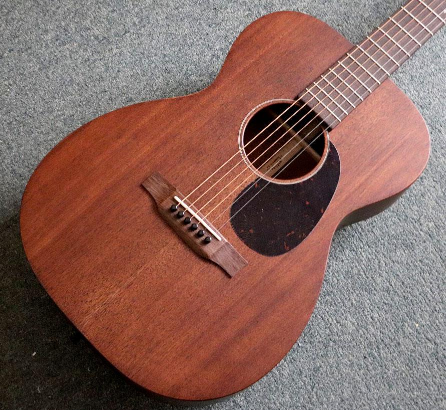 ギター, アコースティックギター Martin 00-15M 2297141