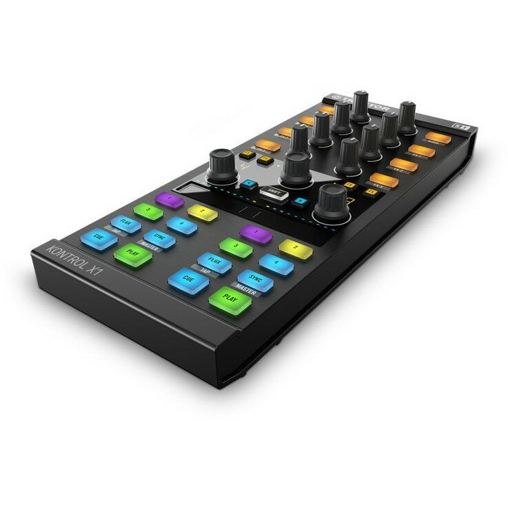 DJ機器, DJコントローラー Native Instruments Native Instruments TRAKTOR KONTROL X1ONLINE STORE