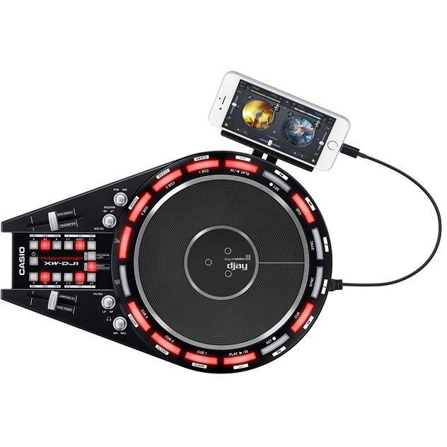 DJ機器, DJコントローラー CASIO XW-DJ1ONLINE STORE