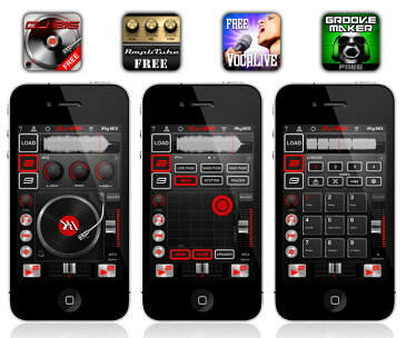 IK Multimedia IRIG MIX《iPhone/iPod touch/iPad用モバイルDJミキサー》【送料無料】【ONLINE STORE】