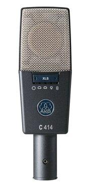 AKG C414 XLS 【国内正規品・3年保証】【送料無料】【クロサワ楽器池袋店WEB SHOP】