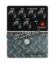 TECH21 SansAmp U.S.Metal 《エフェクター/ディストーション》【送料無料】【クロサワ楽器池袋店WEB SHOP】